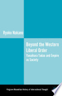 Beyond the Western Liberal Order