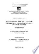 Oceans in the New Millennium