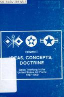 Ideas  Concepts  Doctrine