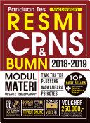 Pdf PANDUAN TES RESMI CPNS & BUMN 2018-2019 Telecharger