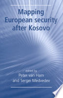 Mapping European Security After Kosovo