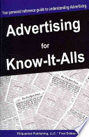Advertising for Know-It-Alls