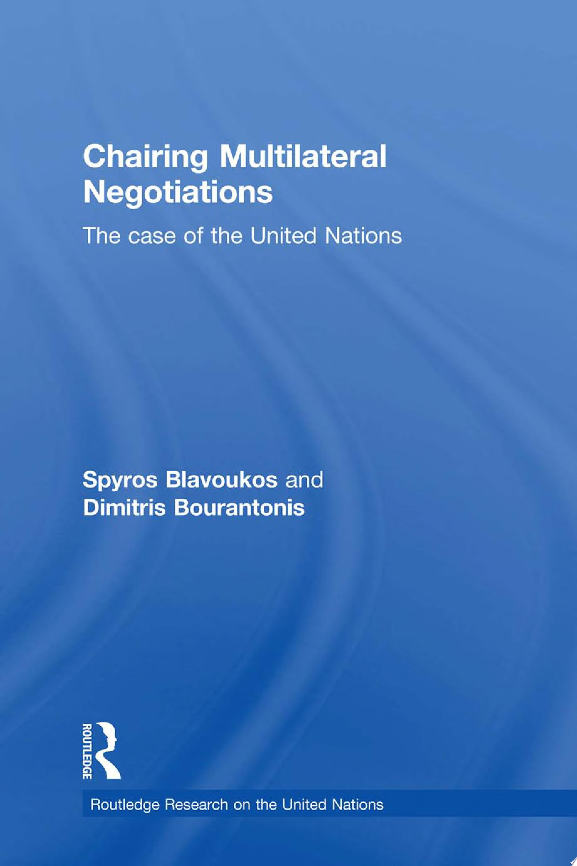 Chairing Multilateral Negotiations