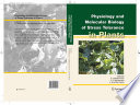 Physiology and Molecular Biology of Stress Tolerance in Plants Book