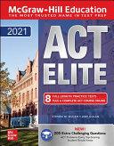 McGraw Hill Education ACT ELITE 2021
