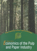Economics of the Pulp and Paper Industry