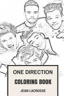 One Direction Coloring Book
