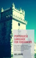 Portuguese Language for Foreigners [Pdf/ePub] eBook