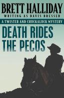 Pdf Death Rides the Pecos Telecharger