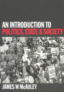 An Introduction to Politics, State and Society Pdf/ePub eBook