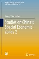 Studies on China s Special Economic Zones 2