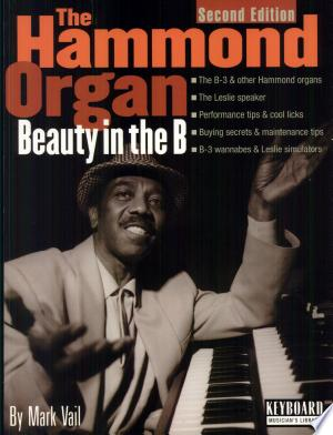 Download The Hammond Organ Free Books - Reading Books