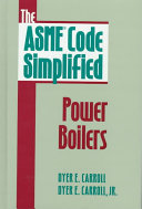 The ASME code simplified