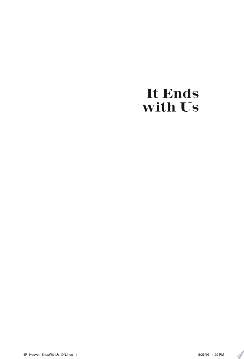 It Ends with Us image