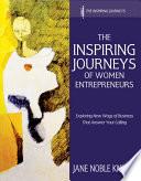 Inspiring Journeys of Women Entrepreneurs Book