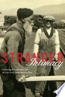 Stranger Intimacy
