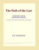 Path Of Law From 1967