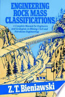 Engineering Rock Mass Classifications Book