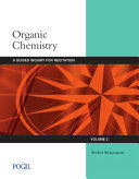 Organic Chemistry: Guided Inquiry for Recitation