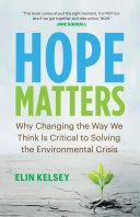 Hope Matters Pdf/ePub eBook