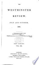 The Westminster Review Book