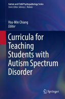 Curricula for Teaching Students with Autism Spectrum Disorder Pdf/ePub eBook