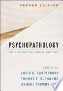 Psychopathology  Second Edition