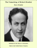 The Unmasking of Robert-Houdini [Pdf/ePub] eBook