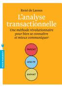 Pdf L'analyse transactionelle Telecharger