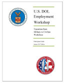 U S  DOL Employment Workshop  Transition from Military to Civilian Workforce  Participant Guide    January 2017 Edition