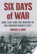 Six Days of War Book