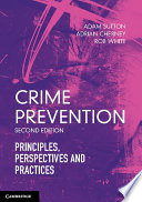 Cover of Crime Prevention