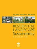 Residential Landscape Sustainability [Pdf/ePub] eBook