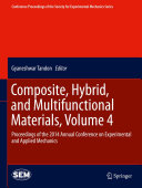 Composite  Hybrid  and Multifunctional Materials  Volume 4