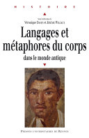 Pdf Langages et métaphores du corps dans le monde antique Telecharger