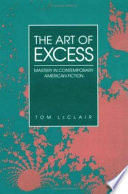 The Art Of Excess Book