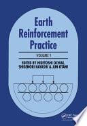 EARTH REINFORCEMENT PRACTICE-Vol. 1