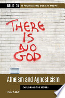 Atheism and Agnosticism  Exploring the Issues
