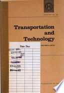 Transportation and technology