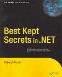 Best Kept Secrets in  NET