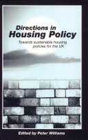 Directions in Housing Policy