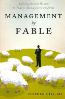 Management by Fable