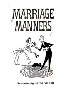 Marriage Manners
