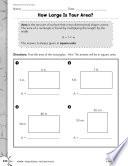 Measurement And Data Perimeter Practice