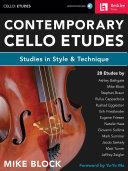 Contemporary Cello Etudes [Pdf/ePub] eBook