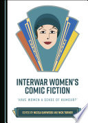 Interwar Women   s Comic Fiction