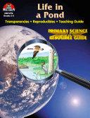 Life in a Pond (ENHANCED eBook)