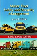Motor Fleet Safety and Security Management Book