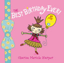The Best Birthday Ever  By Me  Lana Kittie   with help from Charise Harper  Book