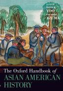 The Oxford Handbook of Asian American History Pdf/ePub eBook